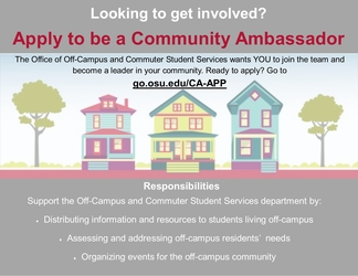 Apply to be a Community Ambassador