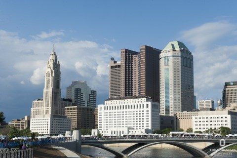 Beautiful Downtown Columbus