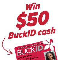 Sign Up for a Home Walk-Through and Be Entered to Win $50 BuckID Cash!